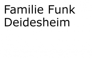 Pension Funk